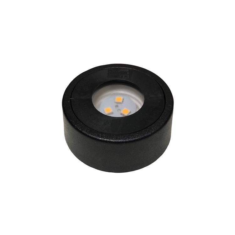 LJUSSOCKEL LED RUND PLAST