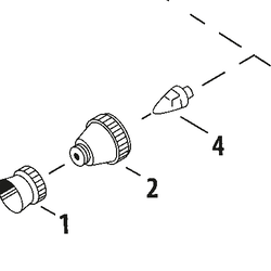 Munstyckskåpa Revolution HP-M2 (ref 2)
