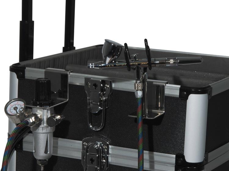 Iwata Maxx Jet Kompressor närbild