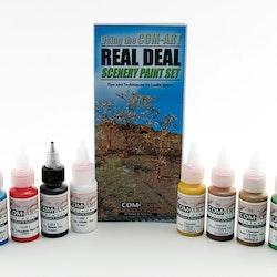 Com-Art Real Deal Scenery Kit Färgkit