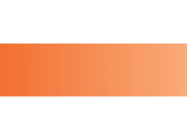 Bright Orange Täckande 112 ml Airbrushfärg