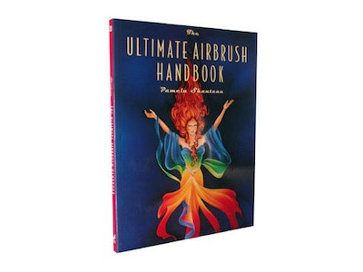 The Ultimate Airbrush Handbook by Pamela Shanteau