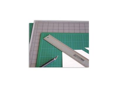 Artool Cutting Mat skärmatta grön/svart 22x30 cm