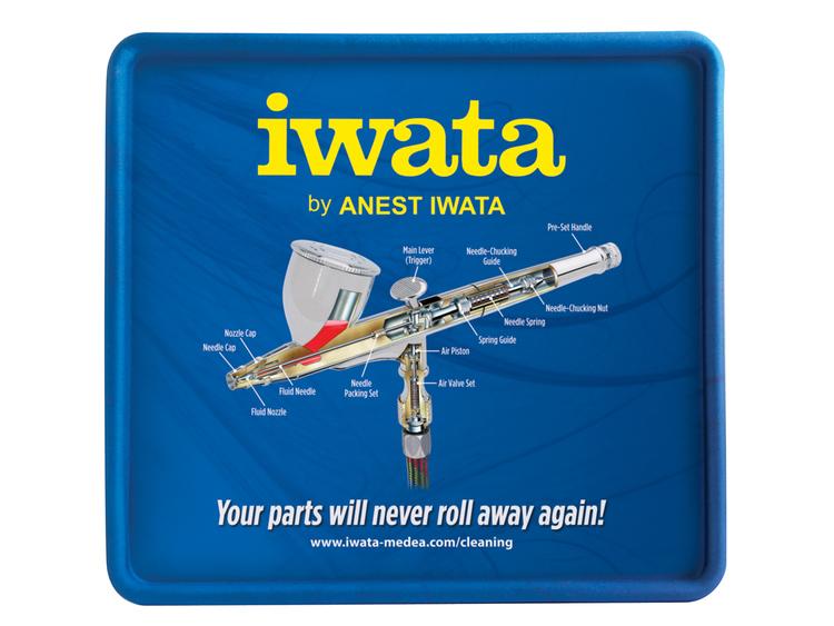 Iwata Airbrush Cleaning Mat