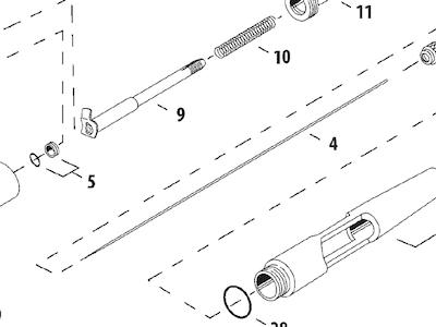 Färgnål Hi-Line/High Perf. Plus HP-AH/BH/AP/BP/SBP 0,2 mm (ref 4)