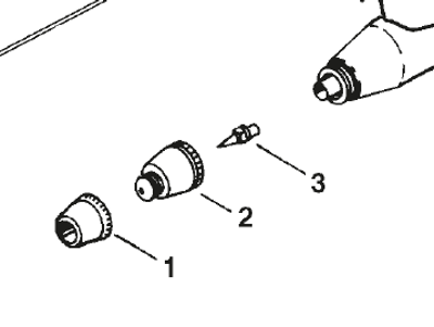 Munstyckskåpa Hi-Line/High Perf. Plus HP-CH/BCP/CP 0,3 mm (ref 2)