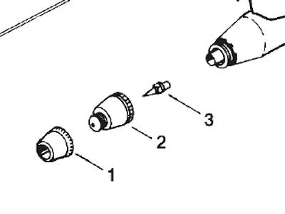 Nålkåpa Hi-Line/High Perf. Plus HP-CH/CP/BCP (ref 1)