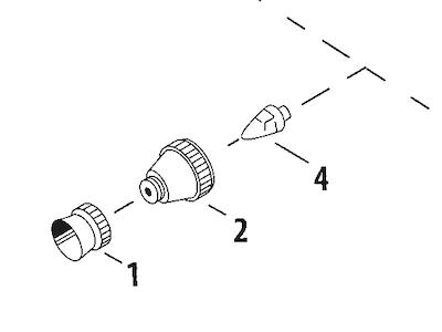 Munstyckskåpa Revolution HP-M1 (ref 2)