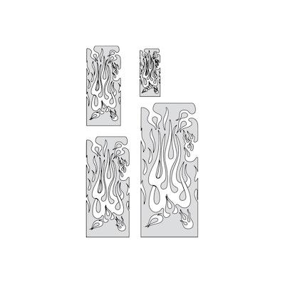 "Artool Flame Master The Multiple by ""Mr. J"" Julian Braet airbrushmall"
