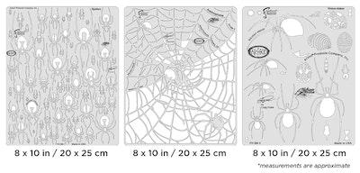 Artool Spider Master Set by Craig Fraser - Set med tre airbrushmallar