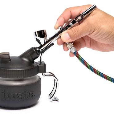 Iwata Universal Spray Out Pot Bordstvätt