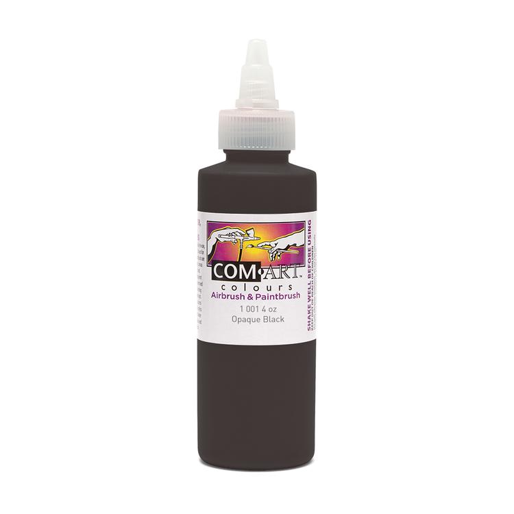 Black Täckande 112 ml Airbrushfärg