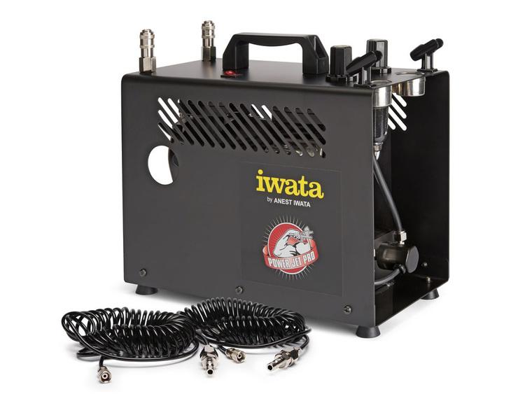 Iwata Power Jet Pro Kompressor