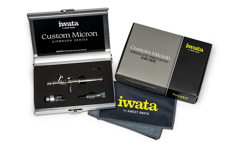 Iwata Custom Micron B (CM-B2) Airbrush