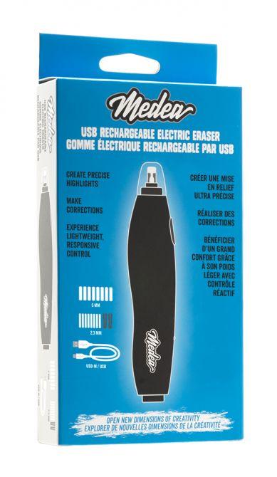 Medea Electric Eraser USB Rechargeable