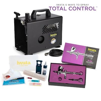 DaveArt Airbrushpaket Hi-Line Total Control