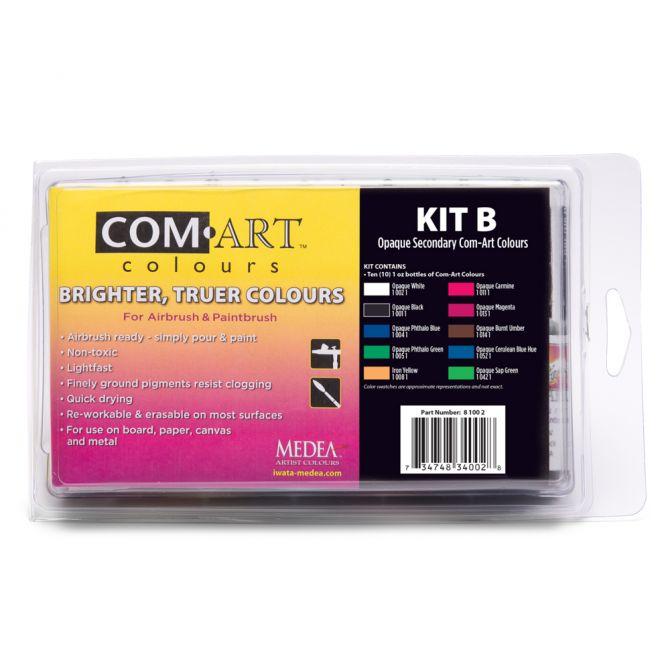 Com-Art Kit B Täckande Secondary Färgkit
