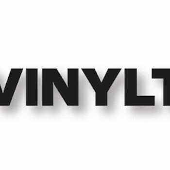 Konturskuren vinyltext 50cm