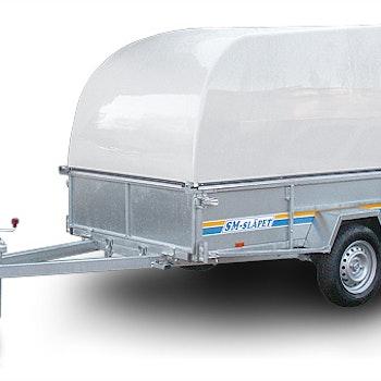 SM-25075-01-GL SM-Släpet med Glasfiberkåpa