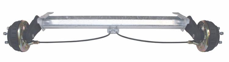 AL-KO  AXEL  1000 KG SM-250 Serien