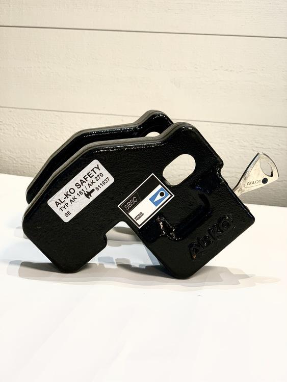 AL-KO Safety Premium AK 161/270 Godkänt lås till släpvagn och husvagn