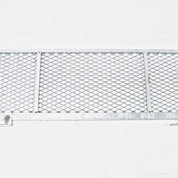 Sträckmetallsramp 50 cm hög SM-300
