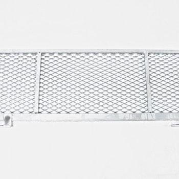 Sträckmetallsramp 50 cm hög SM-325/360 Serien