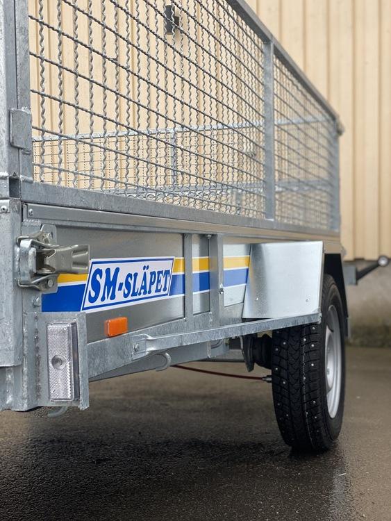 SM-32575-NG SM-Släpet med nätgrindar