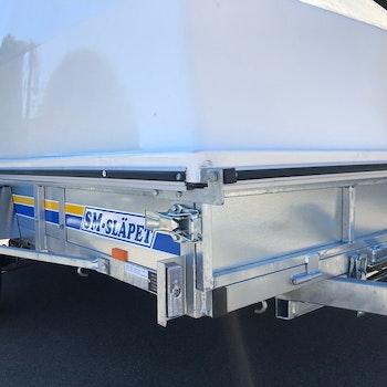 SM-32510-GL SM-Släpet med Glasfiberkåpa