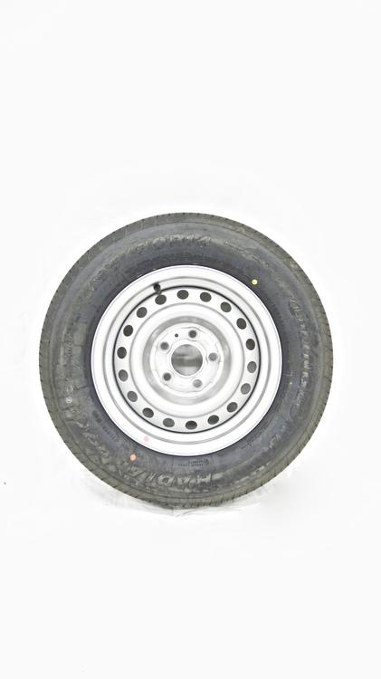 """Hjul med sommardäck 14"""" 185/70R14C8"""
