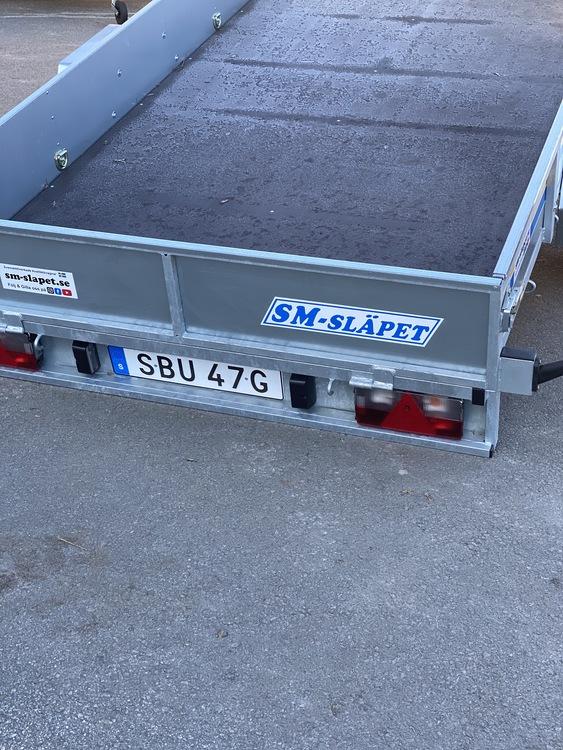 SM-30010 SM-Släpet