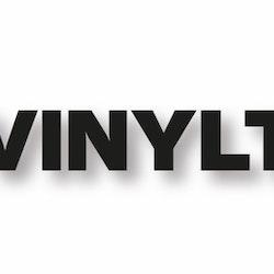 Konturskuren vinyltext 100cm