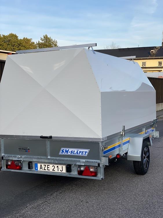SM-30075-ALUKÅPA SM-Släpet