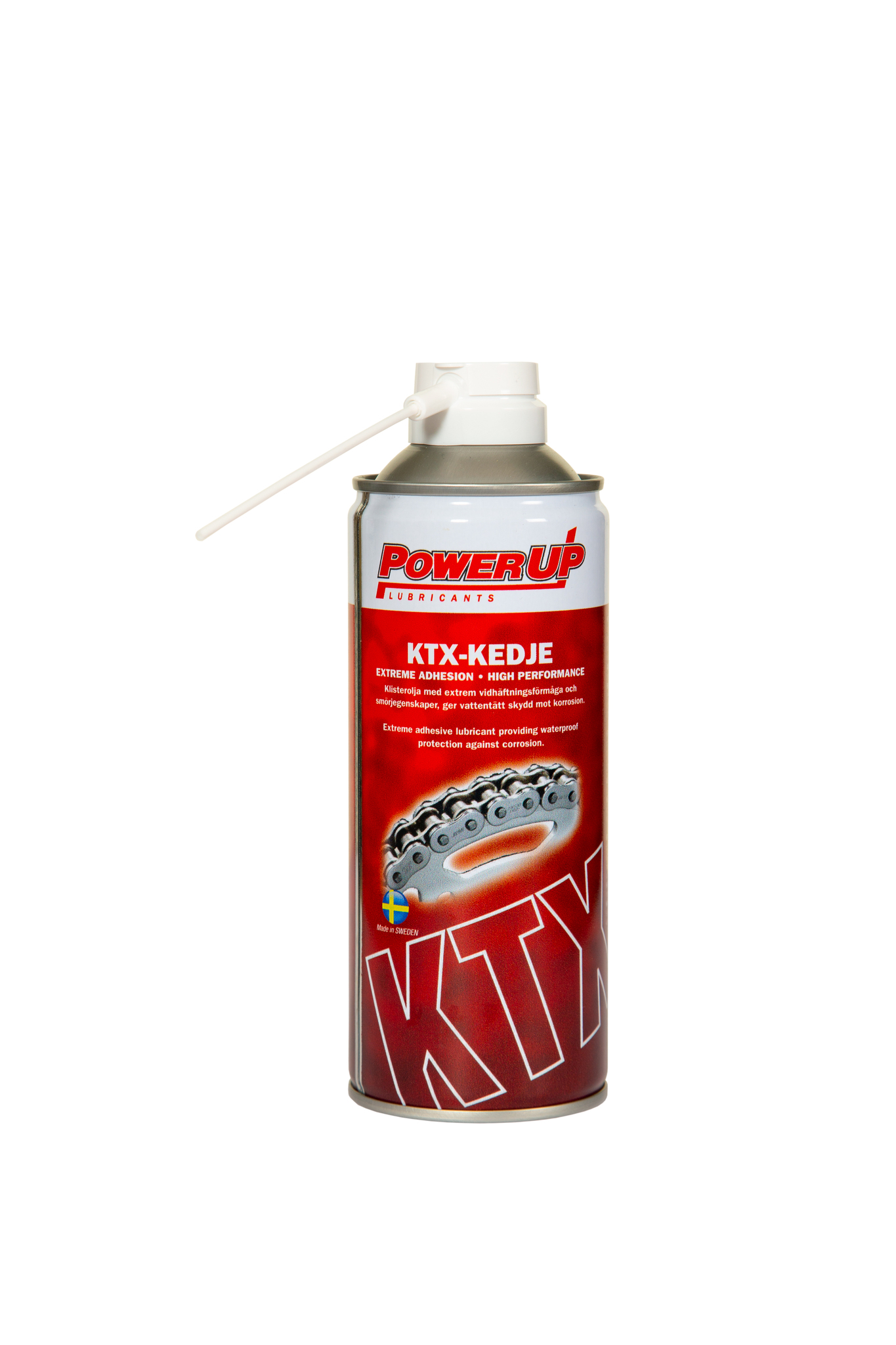 KTX – Kedjespray