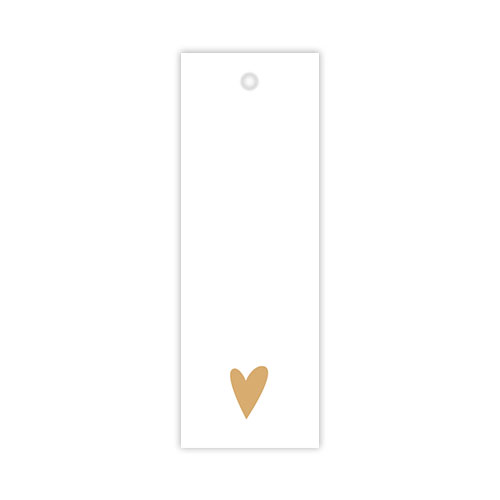 Hangtag: Ett hjärta av guld