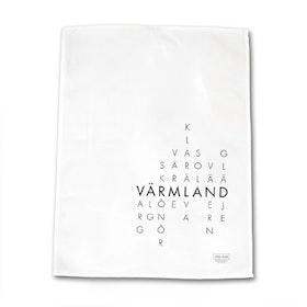 Kökshandduk: Värmland