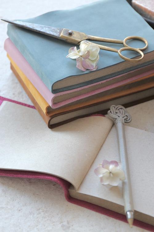 Journal - Skrivbok