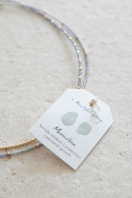 Truly Moonstone Lotus Gold