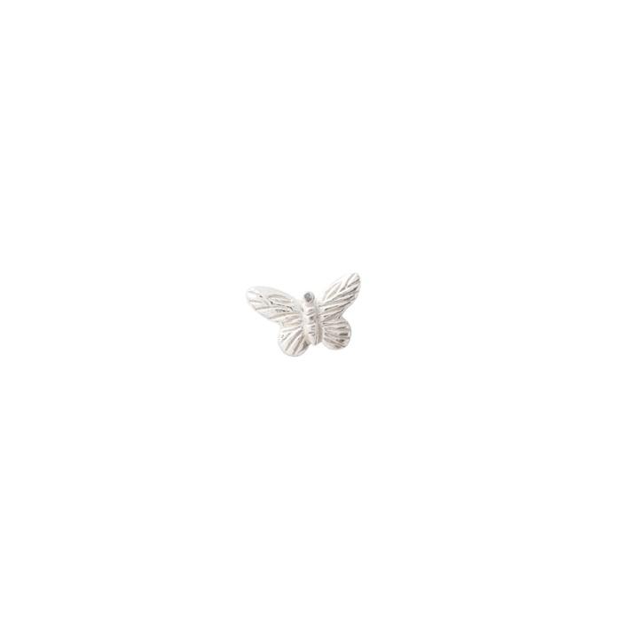Butterfly Sterling Silver Earring