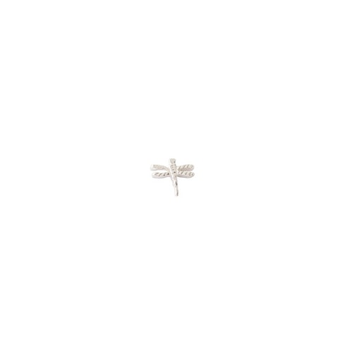 Dragonfly Sterling Silver Earring