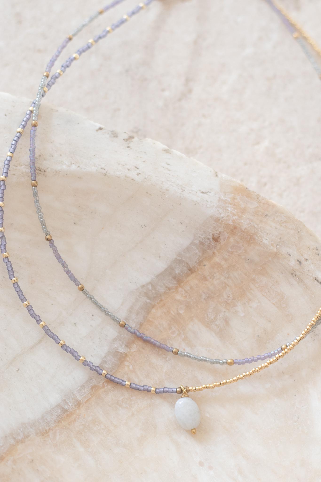Rainbow Moonstone Gold