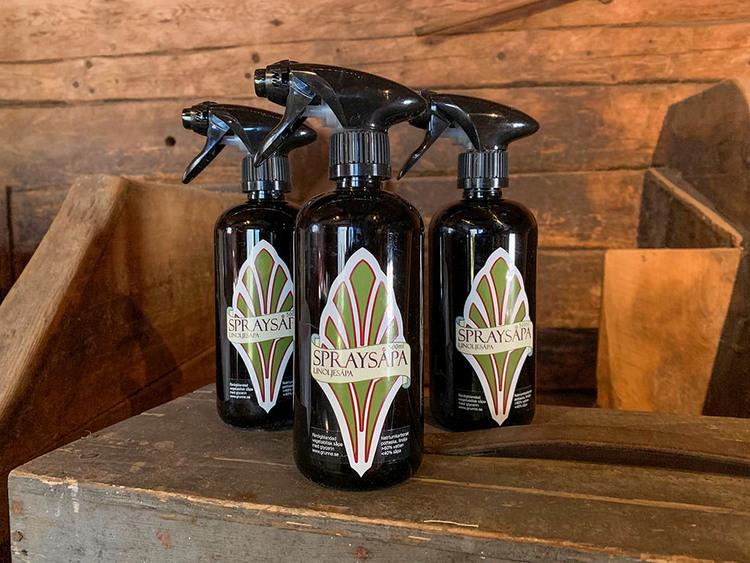 Grunne Spraysåpa, 0,5 liter