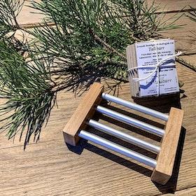 Tvålkopp, amerikansk al - aluminium