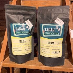Kaffe, Hilda, bryggmalet, 250 gr, Tadah