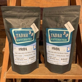 Kaffe, Frida, bryggmalet, 250 gr, Tadah