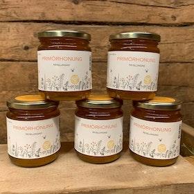 Honung flytande primör 350 gr, Vår Gård Rubbatorp