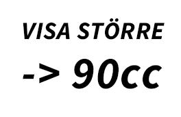 90cc - Redskapsboden.se
