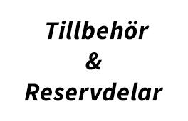 Tillbehör & Reservdelar - Redskapsboden.se