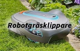 Robotgräsklippare - Redskapsboden.se