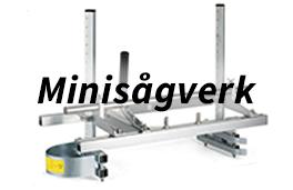 Minisågverk - Redskapsboden.se